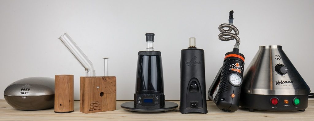 best desktop and portable vaporizers