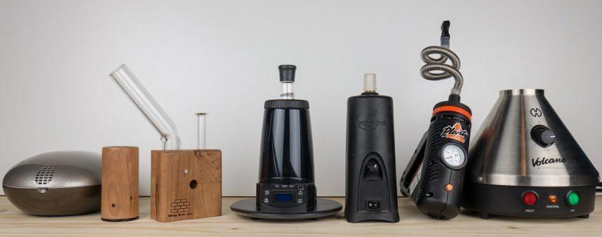 best desktop and portable vaporizers